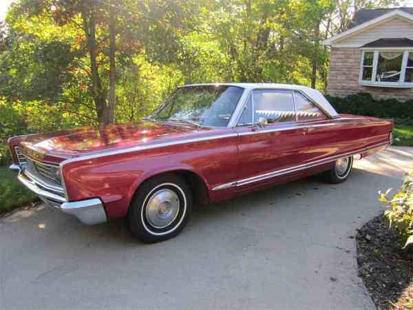 1966 Chrysler Newport for Sale ClassicCarscom CC719058