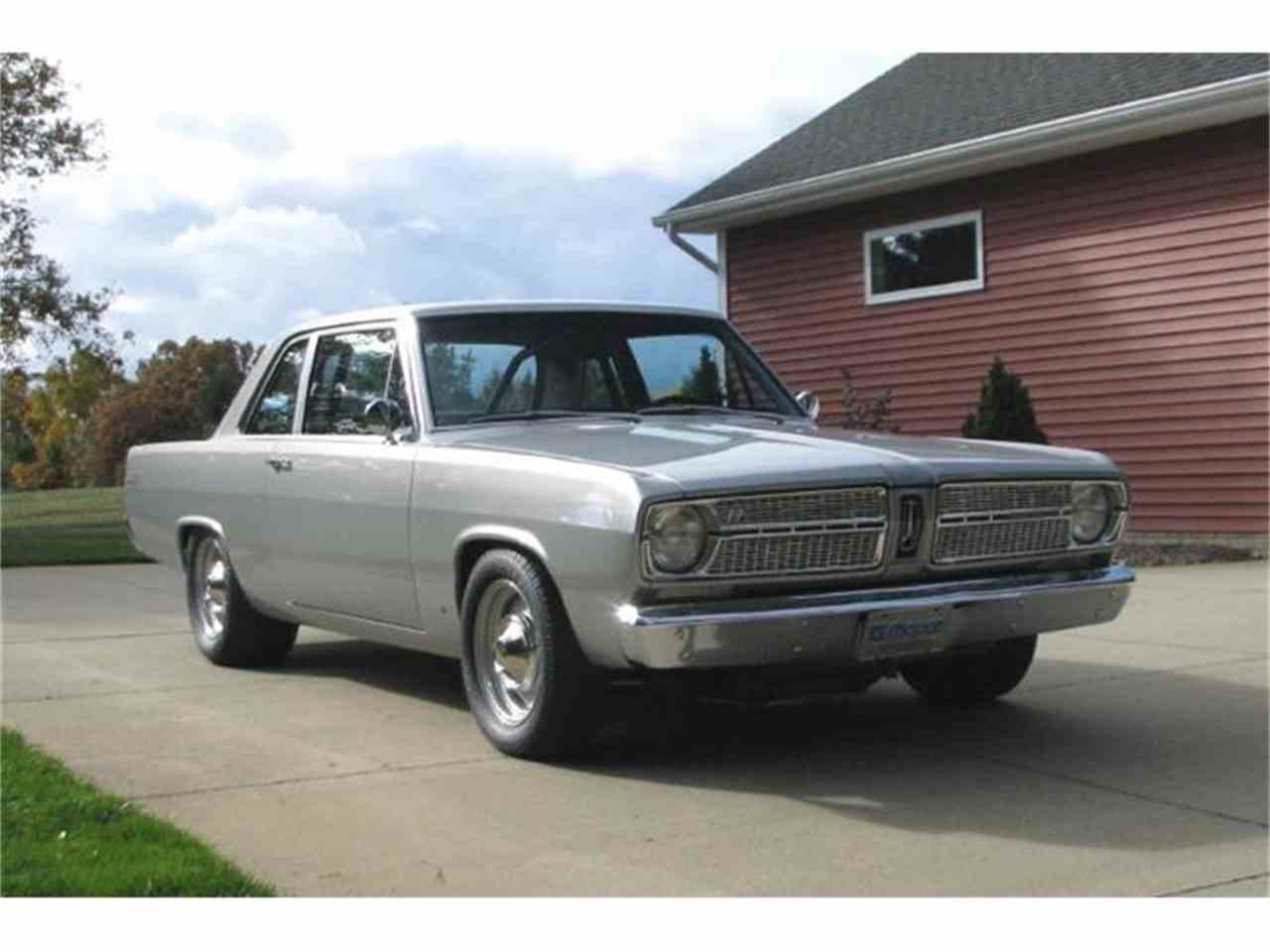 1967 Plymouth Valiant For Sale  Classiccarscom  Cc734505