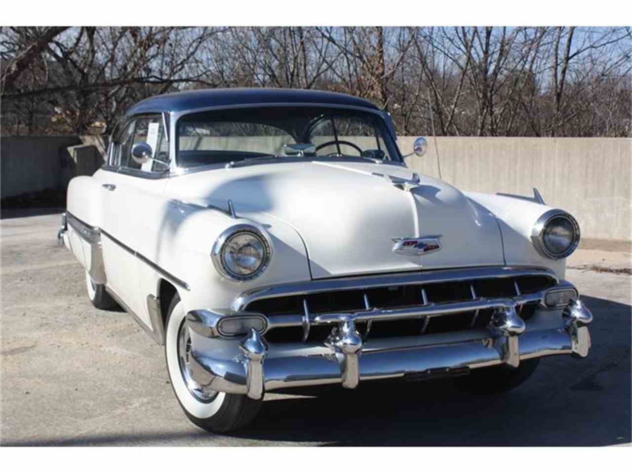 1954 Chevrolet Bel Air Sport Coupe C2454 1037d 12195354 1953 1957 Wiring Diagram For Sale Classiccarscom Cc774936
