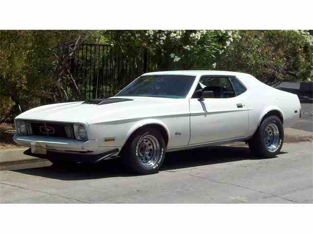 Classifieds for 1973 Ford Mustang  64 Available
