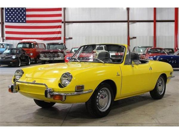 Classifieds for Classic Fiat Spider 25 Available