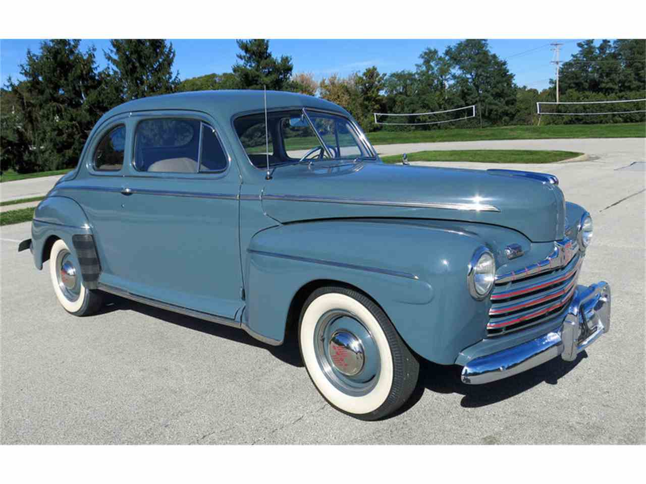 1946 Ford Super Deluxe Coupe