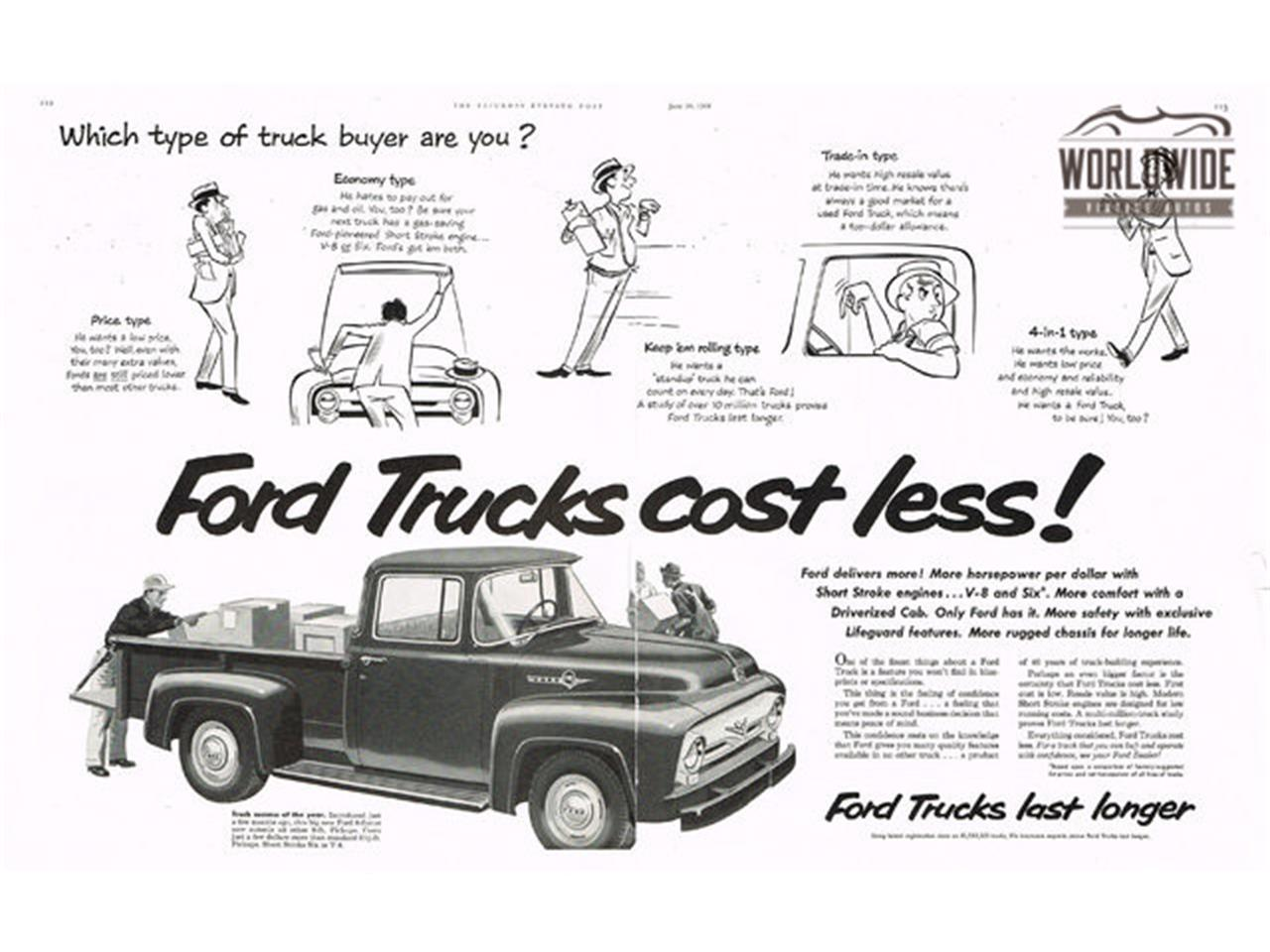 Ford F100 For Sale