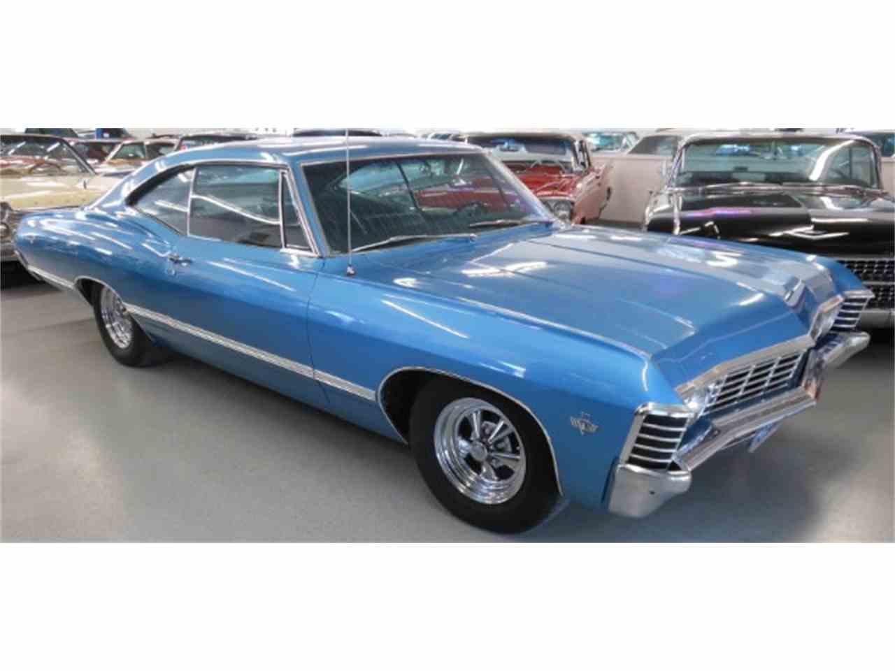 1967 Impala Fuse Box