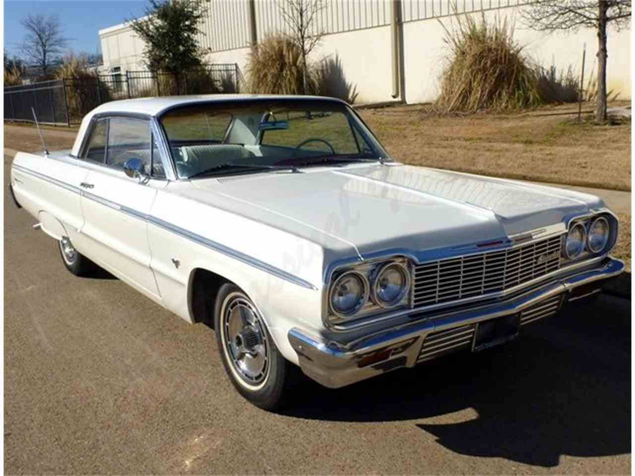 1964 Chevrolet Impala Ss Yellow For Sale On Craigslist