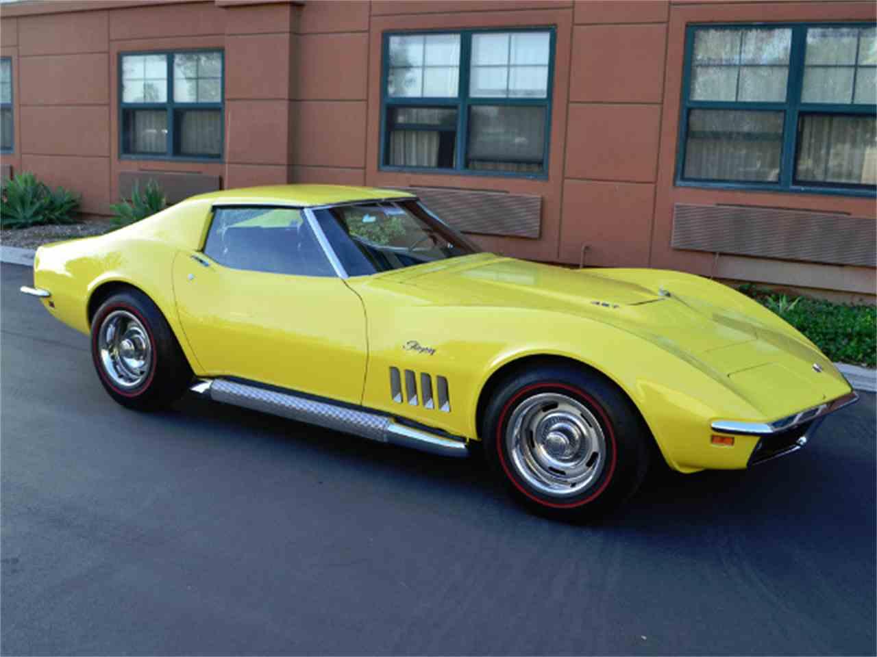 1969 Chevrolet Corvette L88 Convertible 189253 The 427 Bigblock 69 Wiper Motor Wiring Diagram For Sale Classiccarscom Cc971144