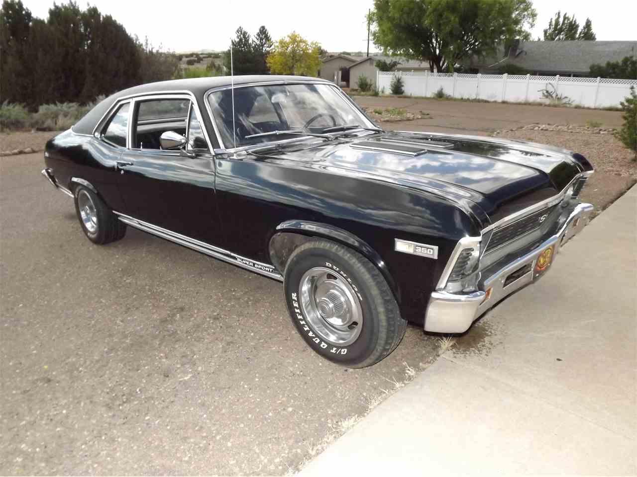1968 Chevy Nova Muscle Cars