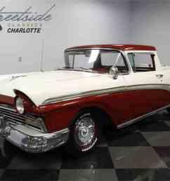 sell used 1957 1958 1959 ford ranchero custom 4 8l in dearborn  [ 1280 x 960 Pixel ]