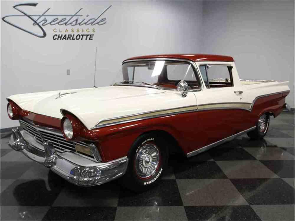 medium resolution of sell used 1957 1958 1959 ford ranchero custom 4 8l in dearborn