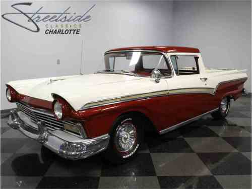 small resolution of sell used 1957 1958 1959 ford ranchero custom 4 8l in dearborn