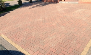 Driveway cleaning service from CCPW in Liverpool