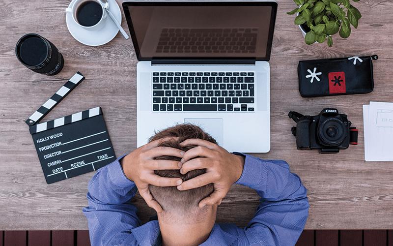 IT-frustration