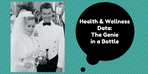 Health & Wellness Data- The Genie in a Bottle