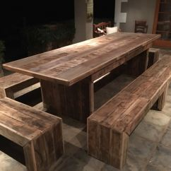 Small Tables For Kitchen Stove Top Cc03 – Handcrafted Pallet   Creative Wood Creations
