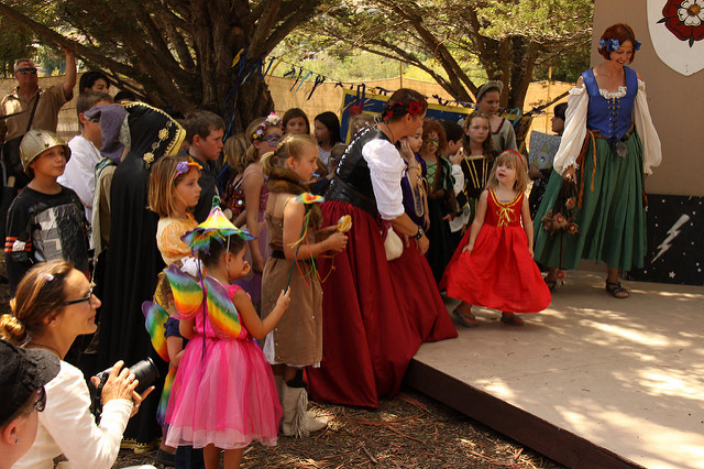 Children's Costume Contest