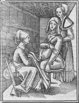 Pregnancy and Childbirth in Renaissance England - Central Coast