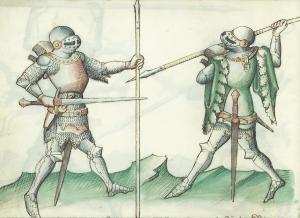 Combat in Renaissance England - Central Coast Renaissance Festival