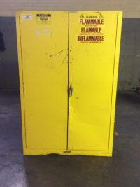 Justrite Flammable Cabinet 45 Gallon