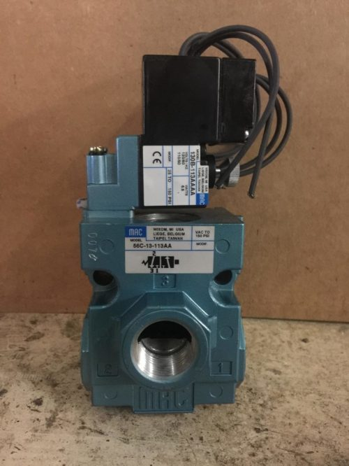 small resolution of mac pneumatic solenoid valve 56c 13 113aa 130b 113aaaa