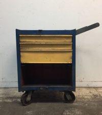 Industrial Metal Rolling Cart - CCR Industrial Sales