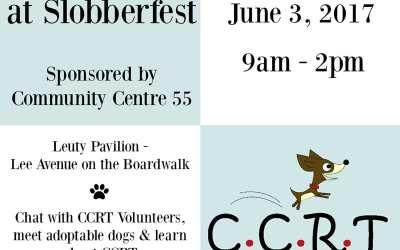 Slobberfest 2017 : June 3, 2017
