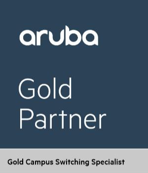 Aruba Gold Partner