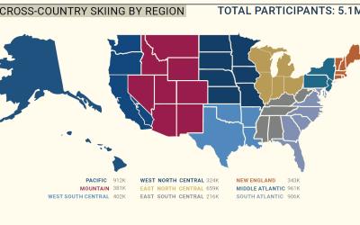 SIA Snowsports Participation Data