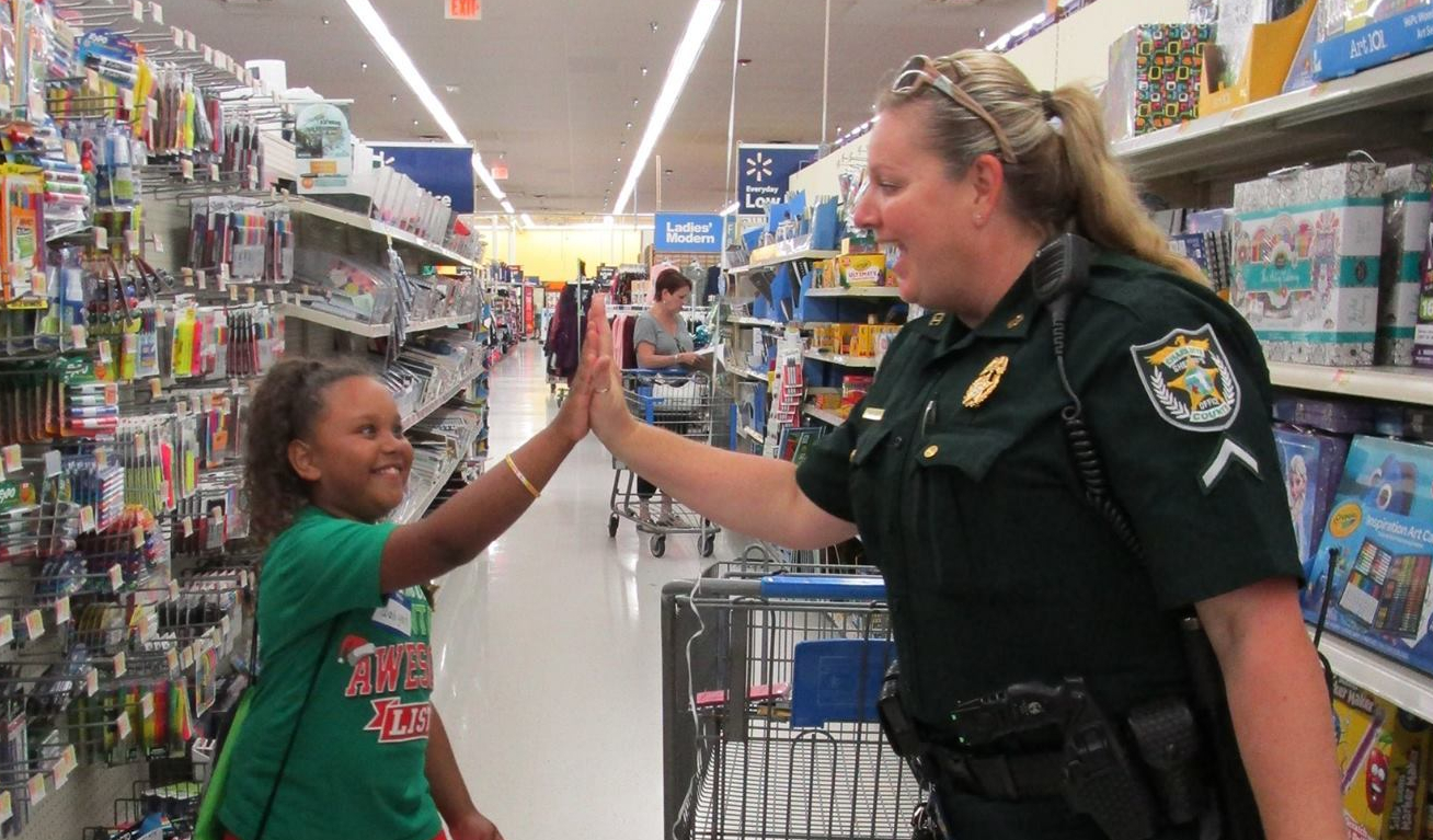 Charlotte County Sheriff's Office Preparing for 2018 Shop