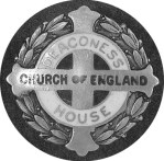 Church of England Deaconess Training House pin