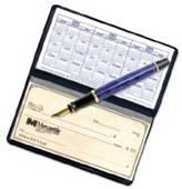 chequebook