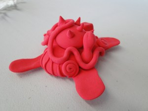 The CCS program, in plasticine turtle/flower form?
