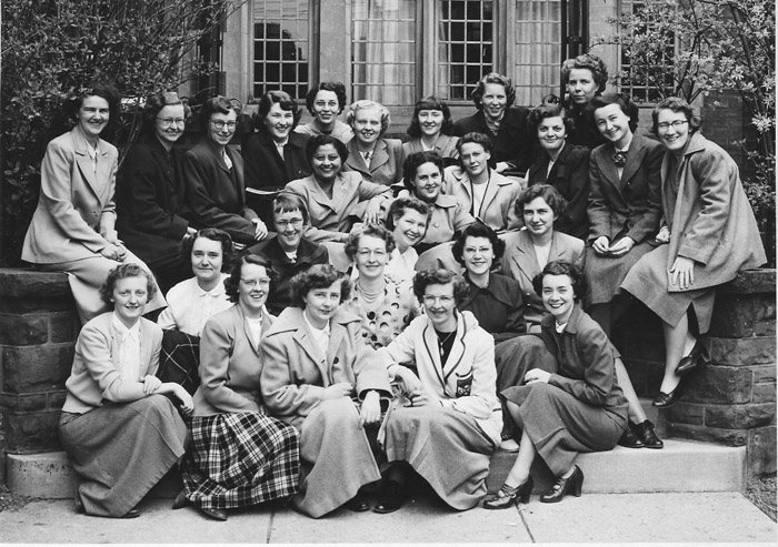 United Church Training School, 1952