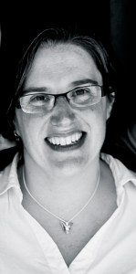 Marcie Gibson, recipient of the 2015 Gawthrop Prize