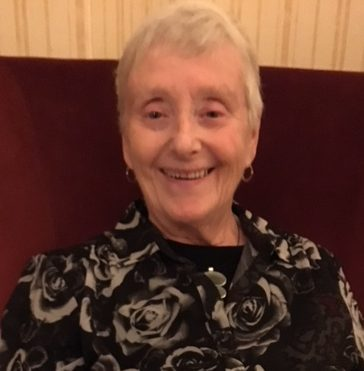 Sue Taylor is the CCS 2018 Companion of the Centre
