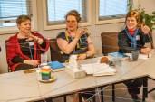 Janet Ross (staff), Michelle Owens (staff), Patty Evans