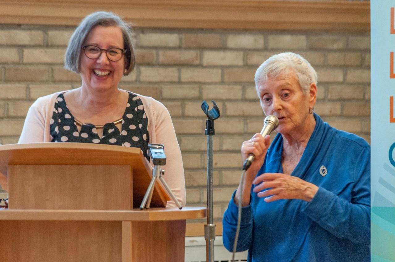 Lori Stewart Sue Taylor Banquet 2018