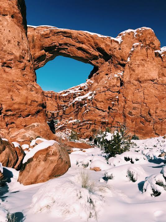 natural rock in utah