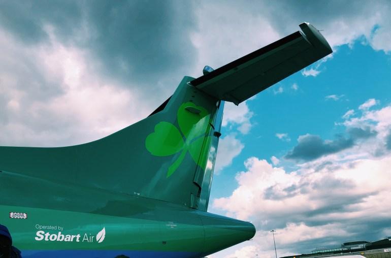 Ireland Flight