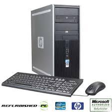 HP and Eguus Desktops
