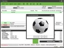 Sports Touchscreen