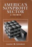America's Nonprofit Sector: A Primer. Second Edition (1999)