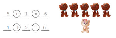 Go-Math-Grade-1-Chapter-1-Answer-Key-Addition Concepts-1.6-7