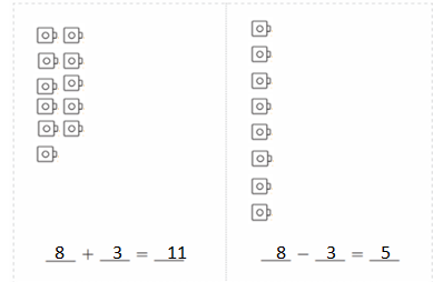 Go-Math-Grade-1-Chapter-5-Answer-Key-Addition and Subtraction Relationships-5.2-1