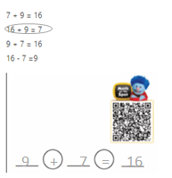 Go-Math-Grade-1-Chapter-5-Answer-Key-Addition and Subtraction Relationships-5.2-8
