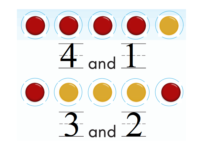 Go-Math-Grade-K-Chapter-1-Answer-Key-Represent, Count, and Write Numbers 0 to 5-Represent, Count, and Write Numbers 0 to 5-Chapter 1 ReviewTest-THINK SMARTER-12