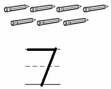 Go-Math-Grade-K-Chapter-3-Answer-Key-Represent-Count-and-Write-Numbers-6-to-9- Count-and-Write-to-7-Homework- Practice-3.4-Question-2