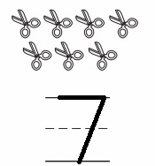 Go-Math-Grade-K-Chapter-3-Answer-Key-Represent-Count-and-Write-Numbers-6-to-9- Count-and-Write-to-7-Homework- Practice-3.4-Question-3