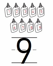 Go-Math-Grade-K-Chapter-3-Answer-Key-Represent-Count-and-Write-Numbers-6-to-9-Count-and-Write-to-9-Homework-Practice-3.8-Question-4