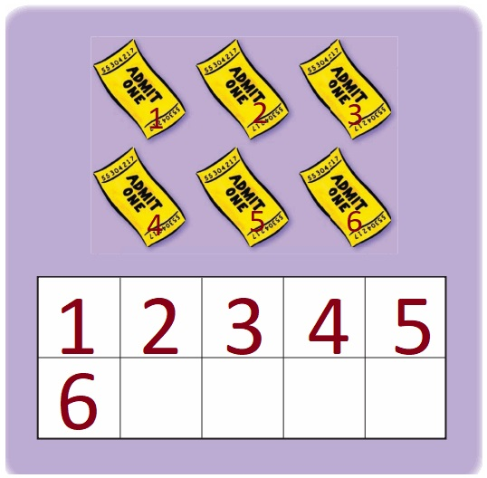 Go-Math-Grade-K-Chapter-3-Answer-Key-Represent-Count-and-Write-Numbers-6-to-9-Lesson-3.1-Model-and-Count-6-Listen-and-Draw