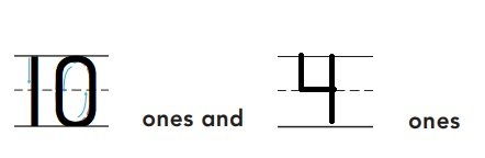 Go-Math-Grade-K-Chapter-7-Answer-Key-Represent-Count-and-Write-11-to-19-Lesson-7.3-Model-and-Count-13-and-14-Share-Show-Question-6